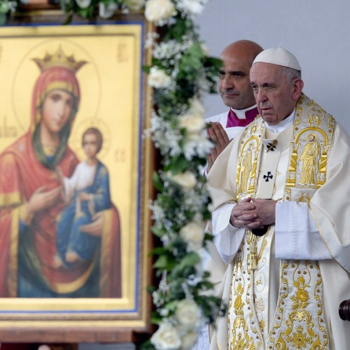 Slideshow: The Pope in Bulgaria