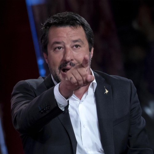 Matteo Salvini's attack on judiciary raises alarm on 'rule-of-law' in Italy