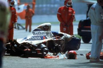 27 years since Ayrton Senna's fatal last lap (Video)