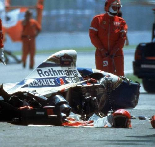 27 years since Ayrton Senna's fatal last lap (Video)