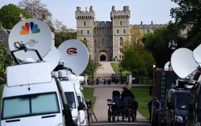 Windsor celebrates birth royal baby