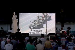 30th anniversary of the 1989 Tiananmen Massacre commemorations in Taipei