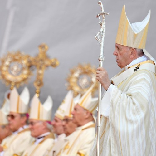 Pope pays tribute to Christians in Romania killed or persecuted under Communism