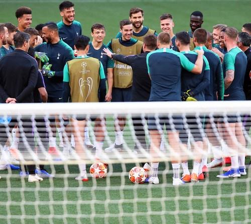UEFA Champions League – Tottenham Hotspur preparedness