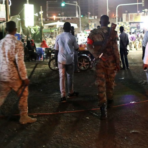 Sudan verges towards civil war