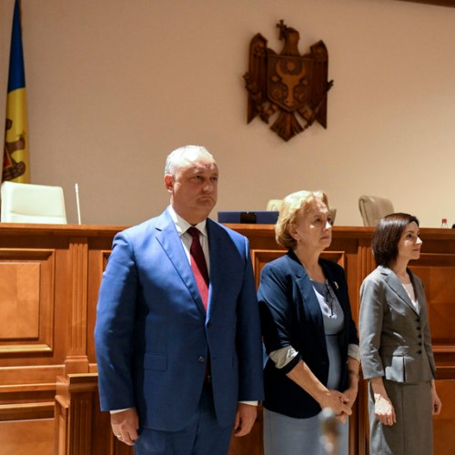 Snap elections in Moldova, as Constitutional Court relieved President from his duties
