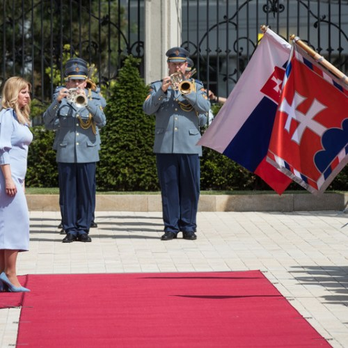 Anti-corruption campaigner Zuzana Caputova vows to fight impunity and champion justice as she is sworn in as Slovakia's first female president