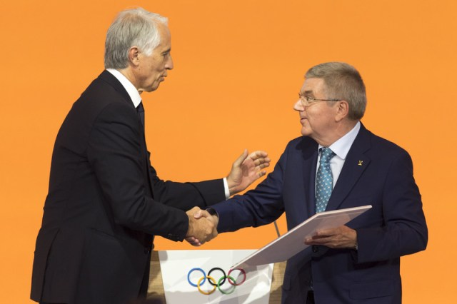 IOC session candidates for Winter Olympics 2026