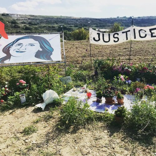 Family of murdered journalist Daphne Caruana Galizia files report which indicates a possible Latvian link to her murder