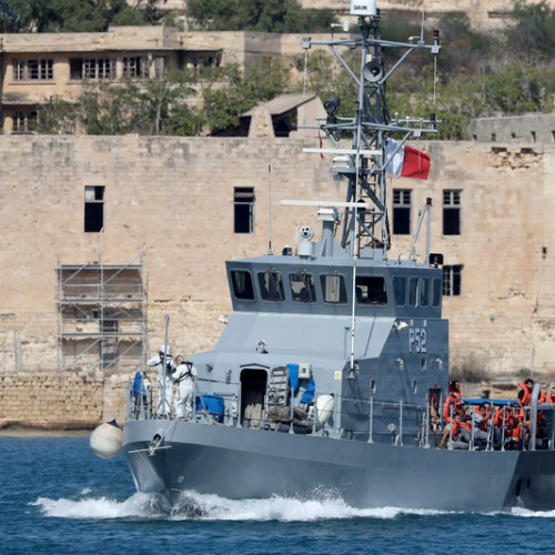 Busy night for the AFM as more people saved in the Mediterranean