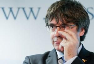 Carles Puigdemont to present his candidature and Junts per Catalunya list for the European elections.