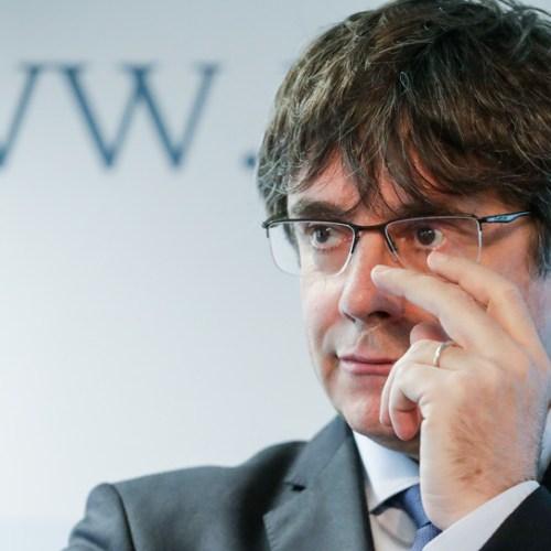 Puigdemont refused EU accredidation