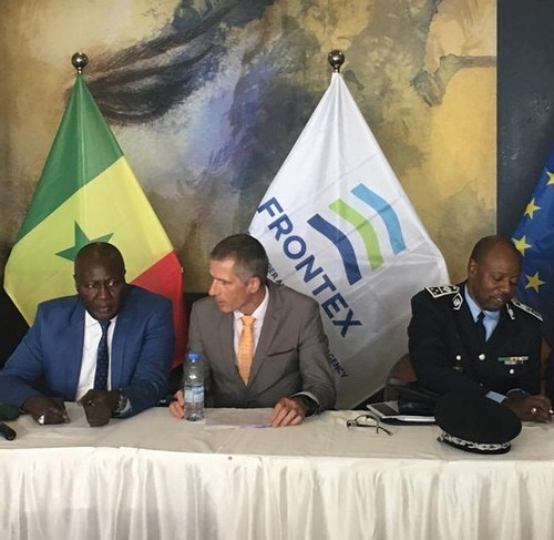 Frontex opens Risk Analysis Cell in Senegal