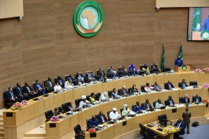32nd African Union Summit