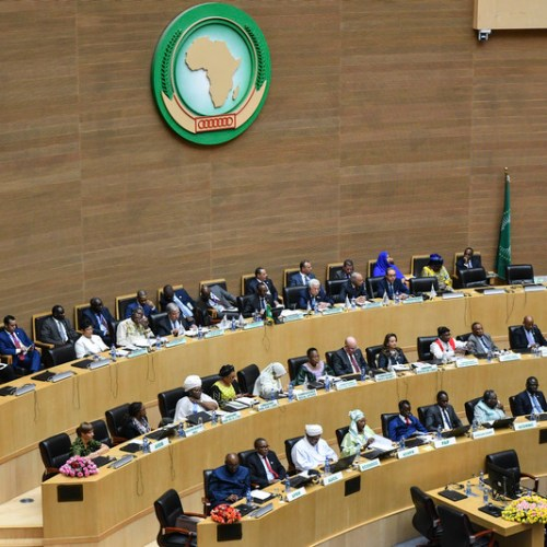 Sudan suspended from African Union