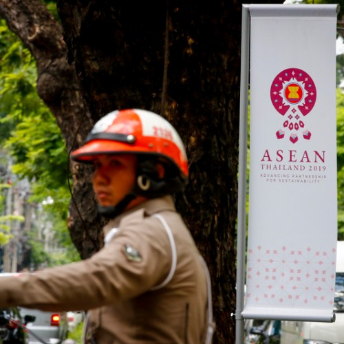 ASEAN summit opens in Bangkok