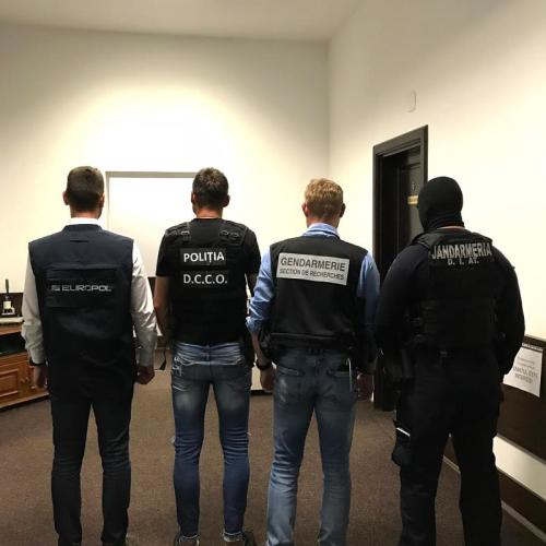 13 arrested for sexual exploitation of young women in French-Romanian operation