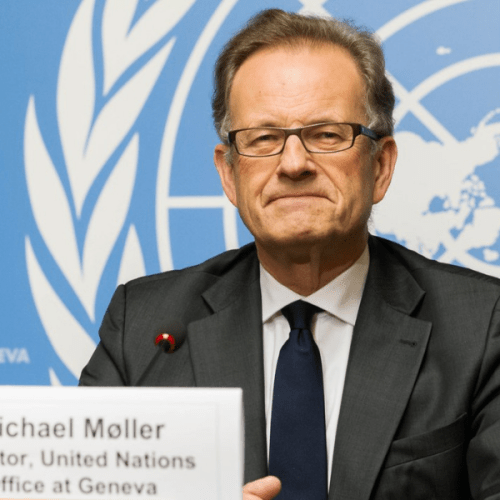 Journalism is not about positive, upbeat news – UN Director General