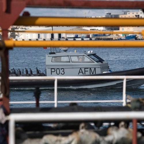 Malta's Armed forced rescue 37 persons in migration route