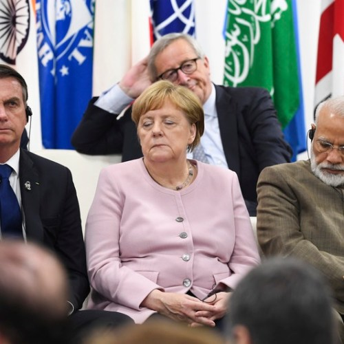 G20 Behind The Scenes Snapshots