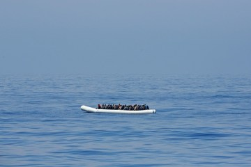 One person missing, 13 rescued after migrant boat sinks near Sardinia