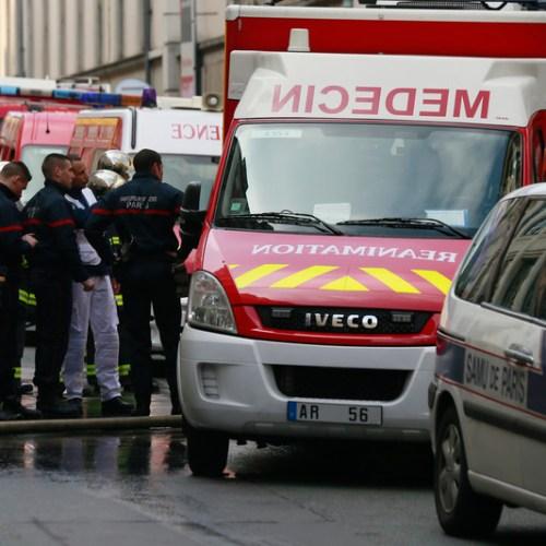 Three dead in Paris building fire