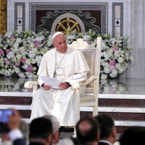 Pope appeals for more vocations