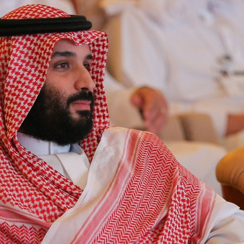 Saudi Crown Prince calls for decisive international position against Iran