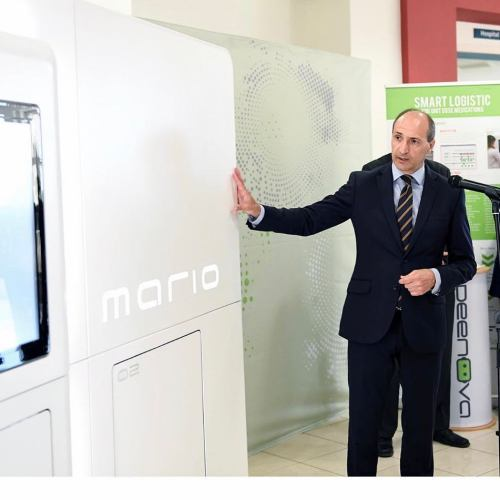 Robots to help distribution of medicines in Malta's state hospital