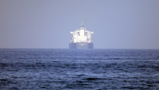 Two oil tankers damaged in the Gulf of Oman