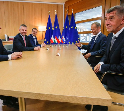What is the Visegrad Group?