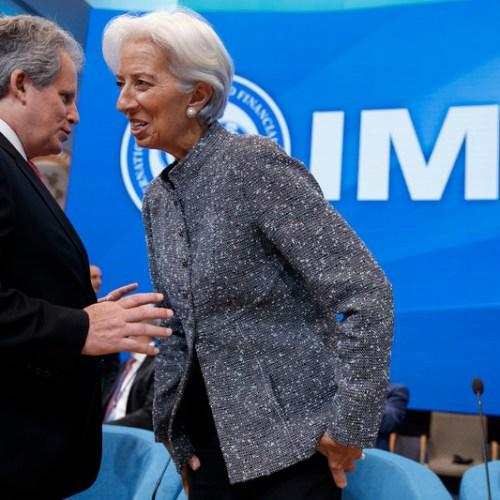 IMF European leadership hopefuls narrowed to three