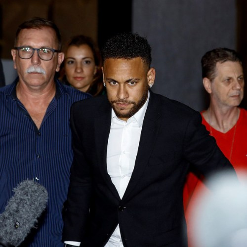 Nike says ended Neymar deal after non-cooperation in sexual-assault probe