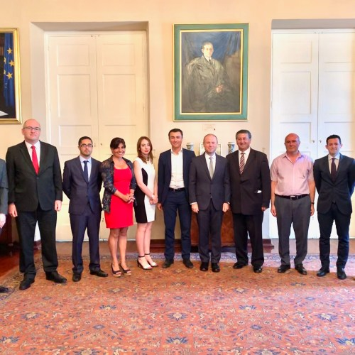Industry's banking concerns discussed in meeting between PM and GRTU