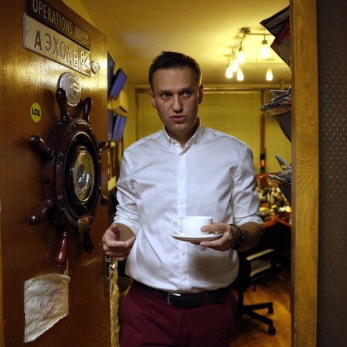 Possibility Russian opposition leader Alexei Navalny has been poisoned