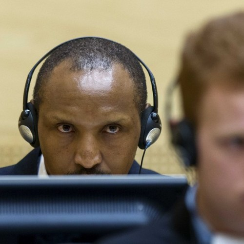 Congolese warlord, know as The Terminator, convicted of war crimes by ICC