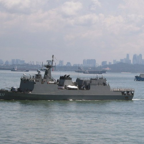 Korean cargo ship attacked by pirates near Singapore Strait
