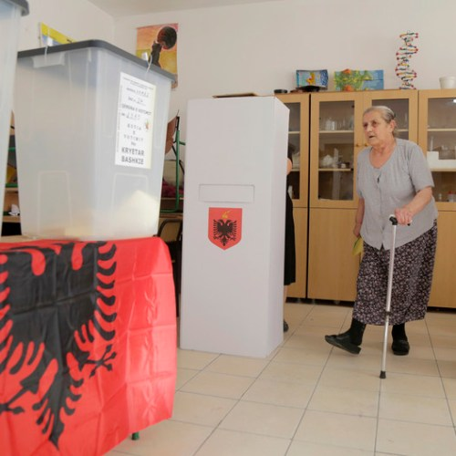 Win for Albanian Socialists in municipal elections