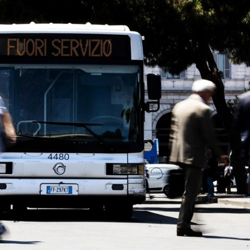 Nationwide transport strike in Italy