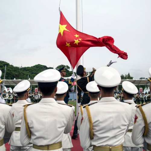 China to hold military drills near Taiwan