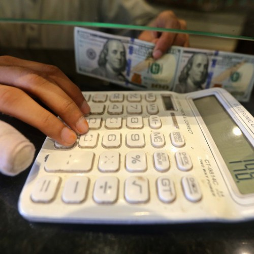 Libya's central bank drops dollar purchase fees to 163%