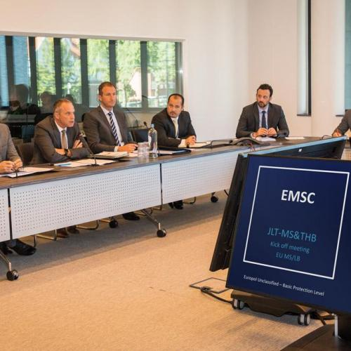 New task force at Europol to target the most dangerous criminal groups involved in human trafficking and migrant smuggling