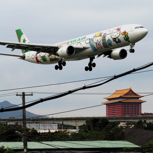 Eva Air cancels hundreds more flights