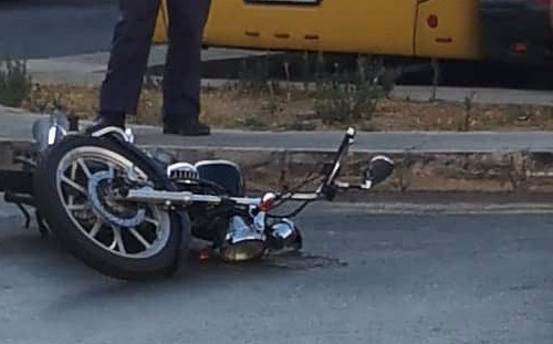 Malta: Man hospitalised after hit-and-run accident in Luqa