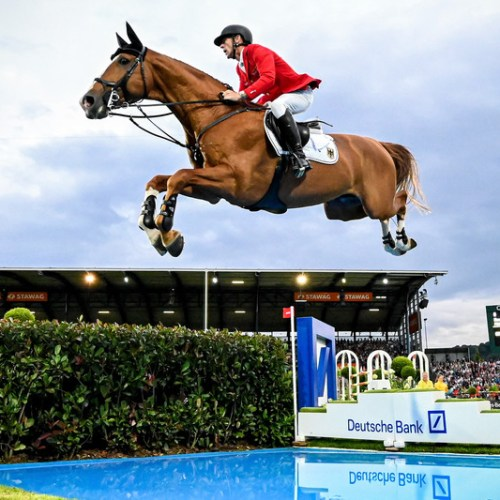 Photo Story: The equestrian CHIO Aachen in Germany