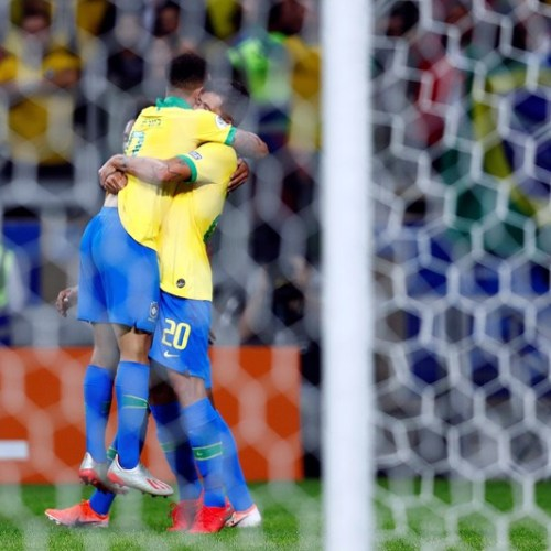 Brazil knock out Argentina from Copa America