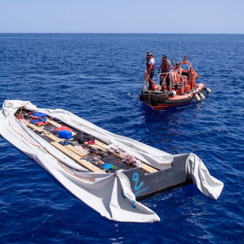 Senior UN officials call for return to sea rescues, after 'the worst Mediterranean tragedy of this year