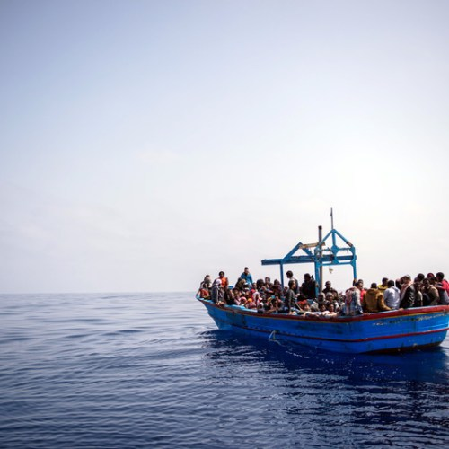 Renewed commitment to Mediterranean rescues encouraging, but 'overriding priority' must be 'lasting peace', say UN officials