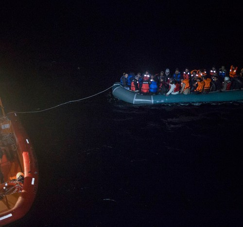 Moroccan Navy rescues 330 persons in 2 days
