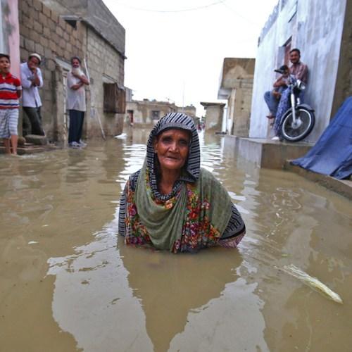 Photo Story: Monsoon rains in Pakistan